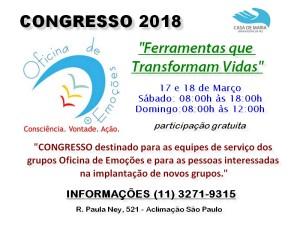 congresso chamada