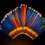 Assunto: Arte material indigena da Coleção do Memorial da América Latina. Local: Memorial da América Latina - SP. Data: 23/10/2008 Autor: Renato Soares / Imagens do Brasil